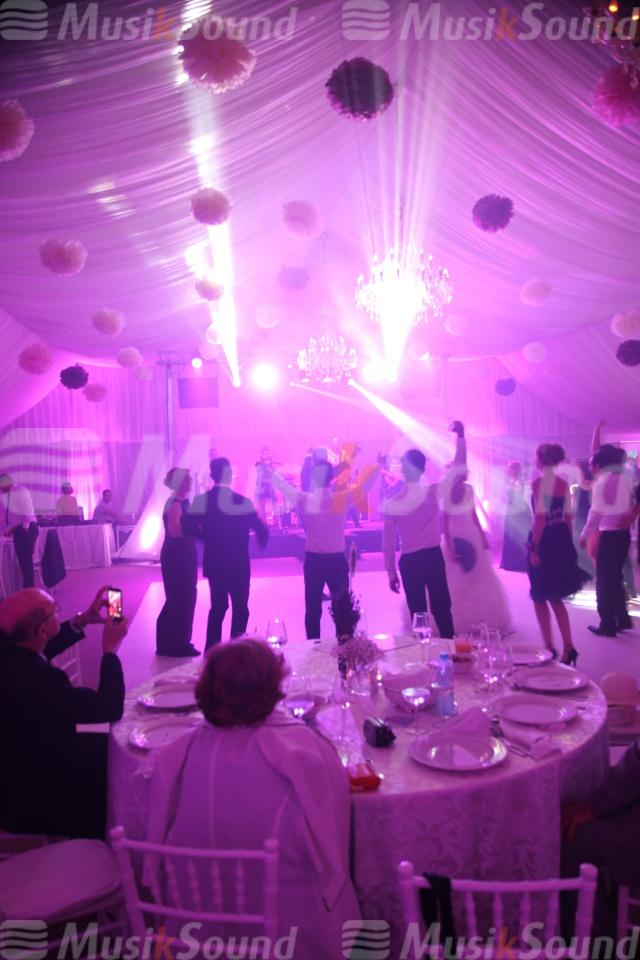 Nuntă Palatul Mogoșoaia