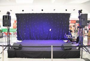 Închiriere podium scena